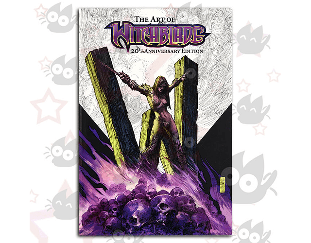 The Art of Witchblade - 20th Anniversary Edition