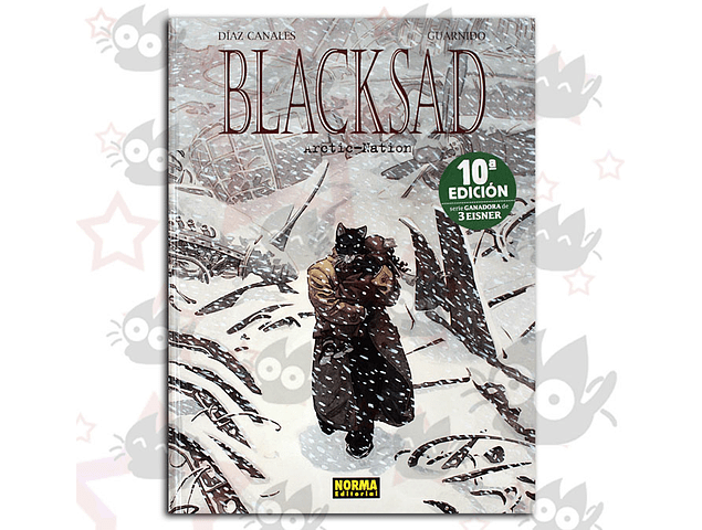 Blacksad Vol. 2 - Artic Nation