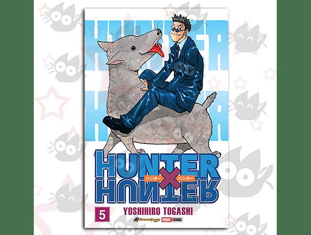 Hunter x Hunter Vol. 5