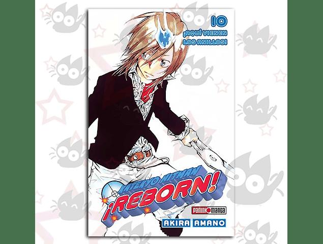 Katekyo Hitman Reborn Vol. 10