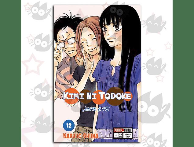 Kimi Ni Todoke Vol. 12