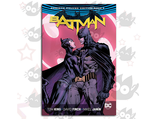 Batman Rebirth - Deluxe Edition Book 2