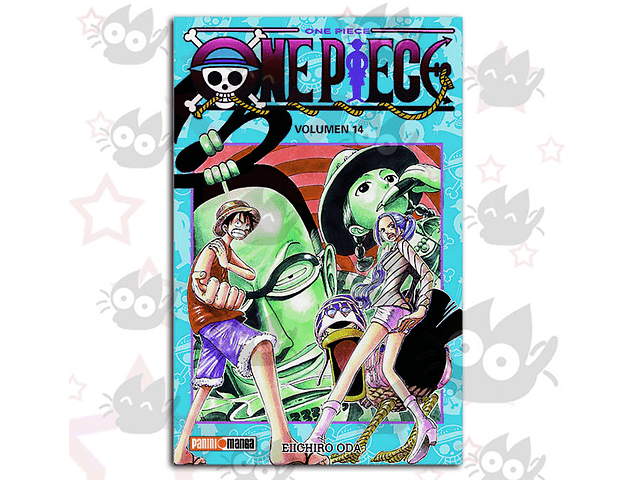 One Piece Vol. 14