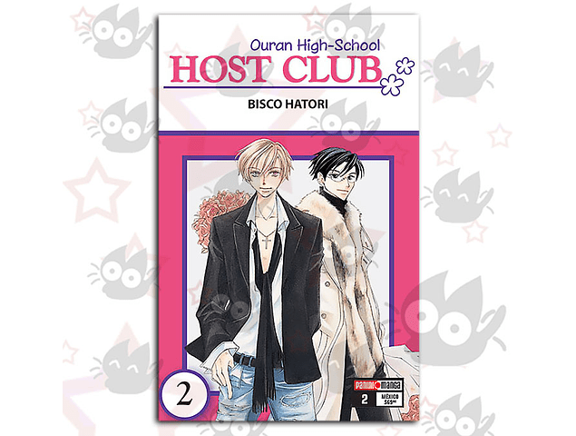 Ouran Highschool Host Club Vol. 2