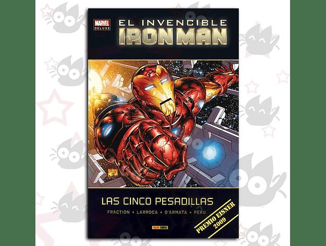 El Invencible Iron Man Vol. 1 : Las Cinco Pesadillas