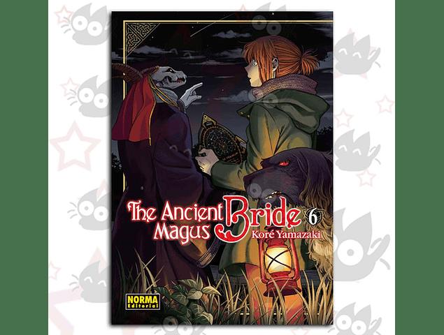The Ancient Magus Bride Vol. 6