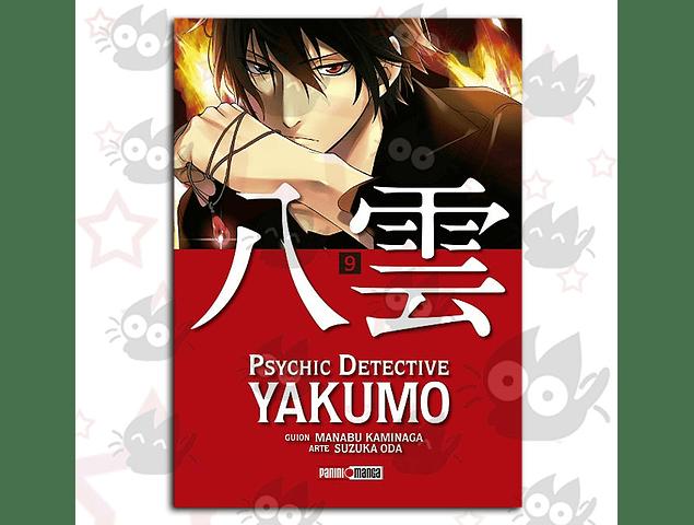 Psychic Detective Yakumo Vol. 9