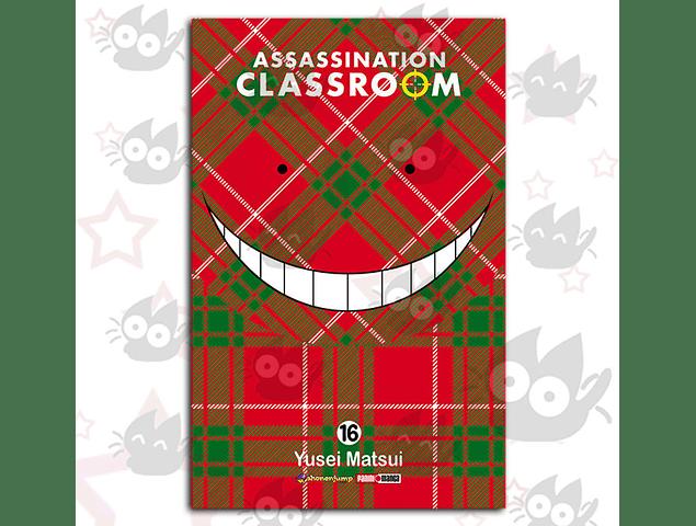 Assassination Classroom Vol. 16