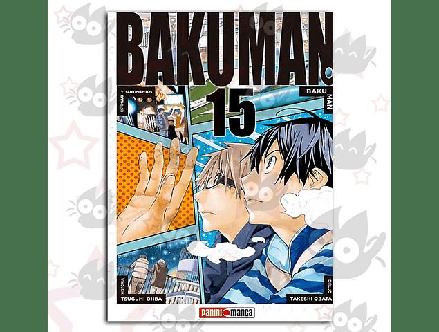 Bakuman Vol. 15