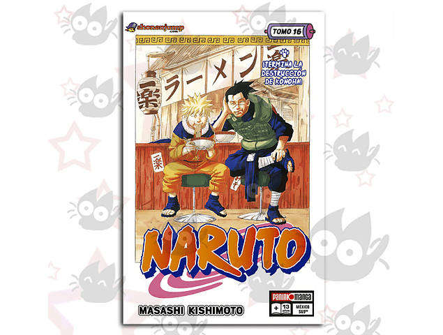 Naruto Vol. 16