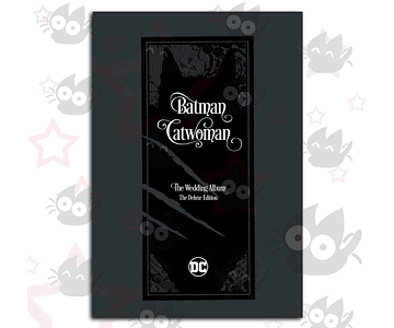 Batman/Catwoman: The Wedding Album The Deluxe Edition