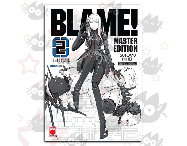 Blame - Master Edition Vol. 2