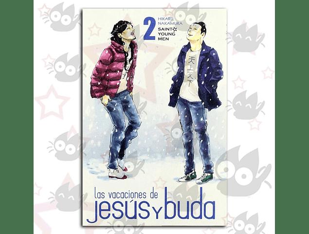 Las Vacaciones de Jesús y Buda Vol. 2