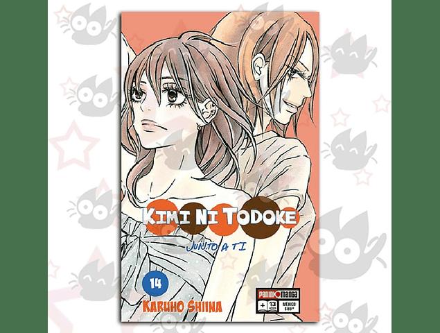 Kimi Ni Todoke Vol. 14