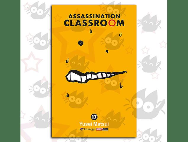 Assassination Classroom Vol. 17