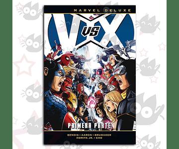 Marvel Deluxe. VvX: Los Vengadores Vs. La Patrulla-X Vol. 1