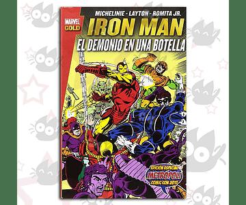 Iron Man: El Demonio En Una Botella