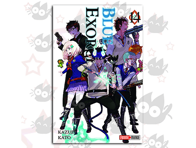 Blue Exorcist Vol. 14