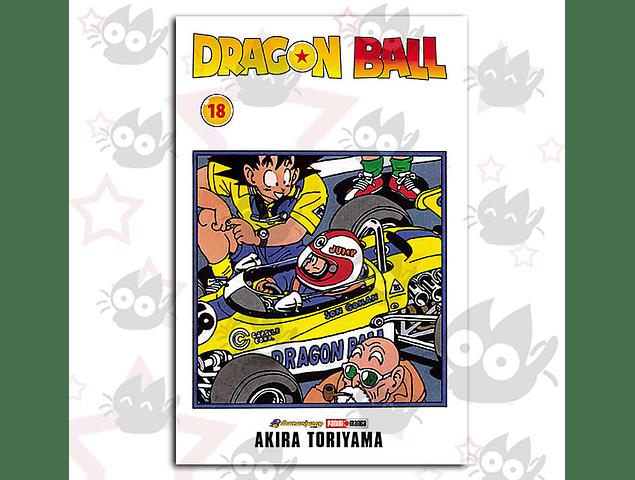 Dragon Ball Vol. 18
