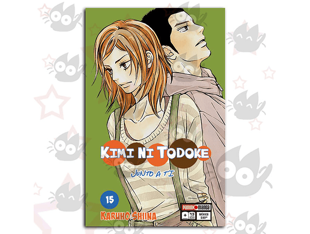 Kimi Ni Todoke Vol. 15