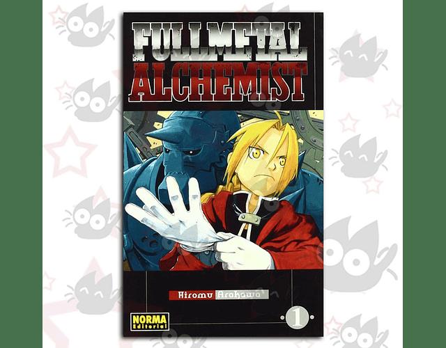 Fullmetal Alchemist Vol. 1 - Norma