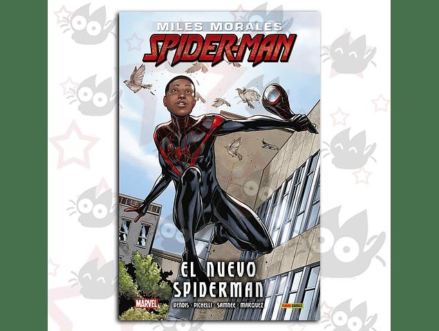 Miles Morales: Spider-Man Vol. 1 -El Nuevo Spiderman