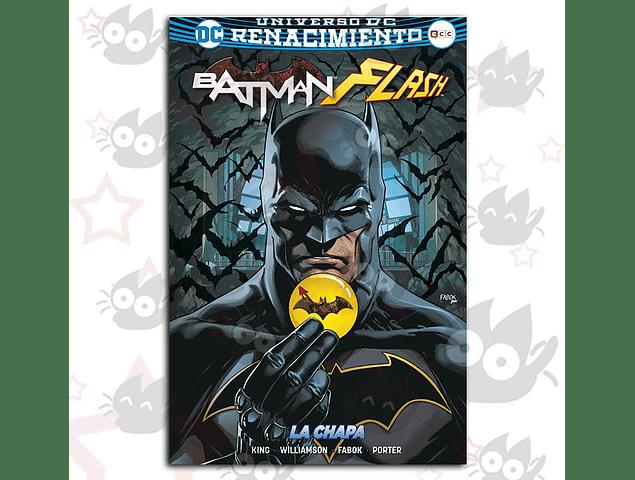 Batman / Flash: La Chapa - Edición Limitada