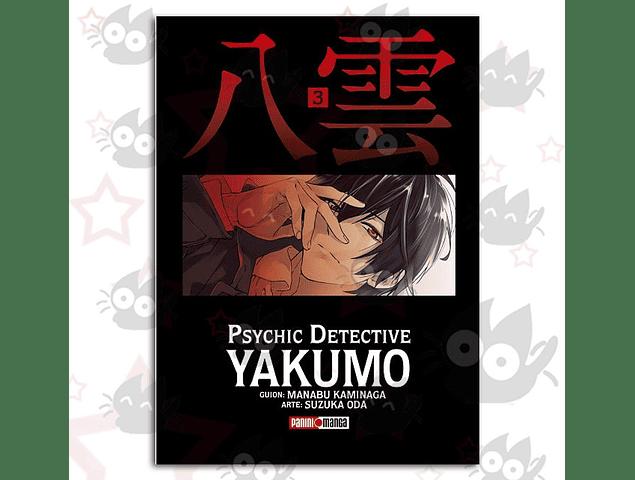 Psychic Detective Yakumo Vol. 3