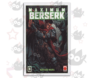 Maximum Berserk Vol. 5