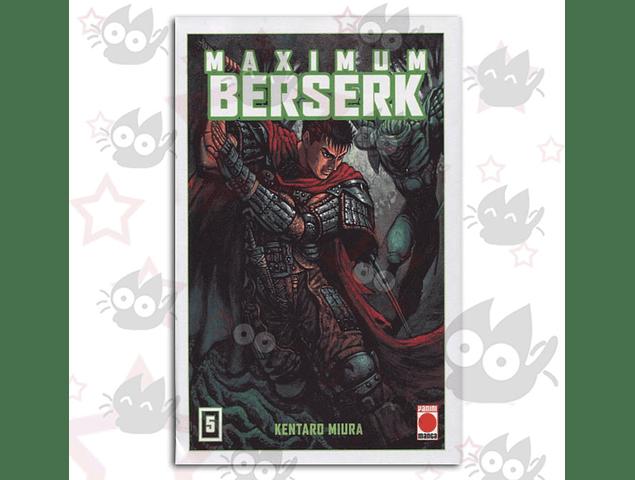 Maximum Berserk Vol. 5