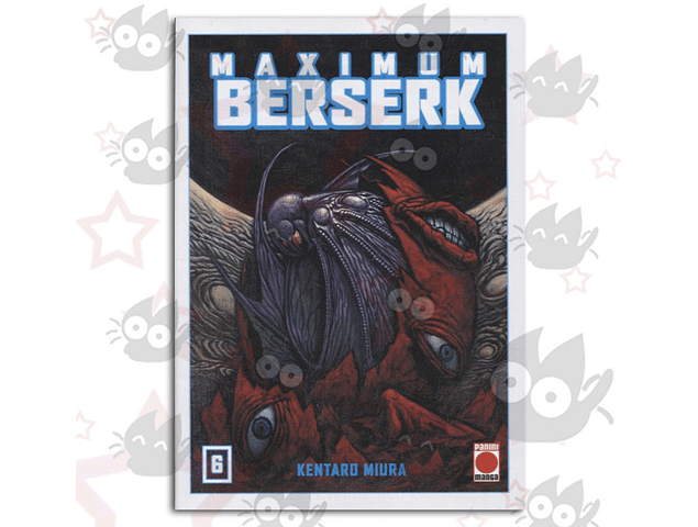 Maximum Berserk Vol. 6
