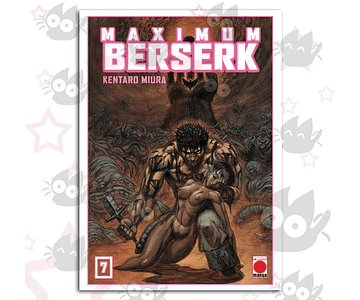 Maximum Berserk Vol. 7