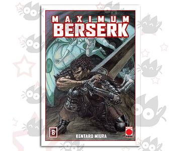 Maximum Berserk Vol. 8