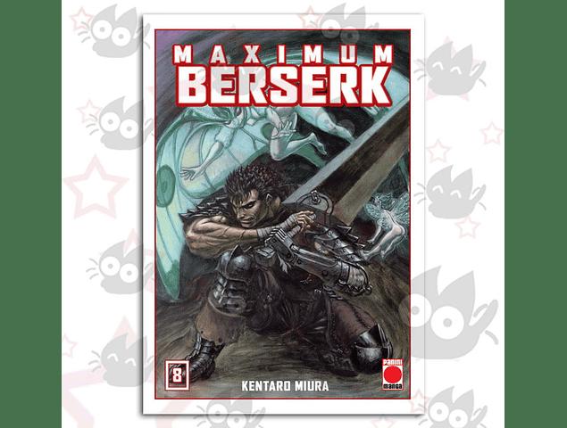 Maximum Berserk Vol. 8