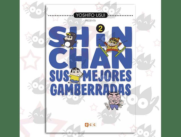 Shin-chan: Sus Mejores Gamberradas Vol. 2