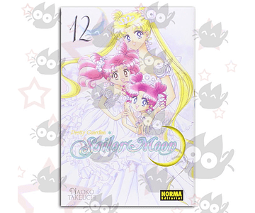 Pretty Guardian Sailor Moon Vol. 12 - Norma