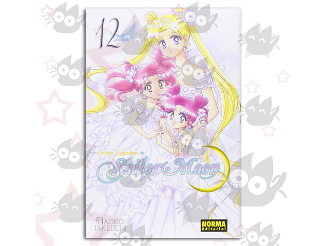 Pretty Guardian Sailor Moon Vol. 12