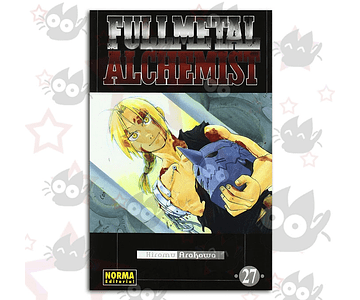 Fullmetal Alchemist Vol. 27 - Norma