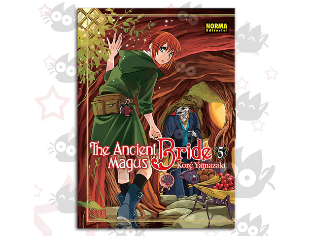The Ancient Magus Bride Vol. 5