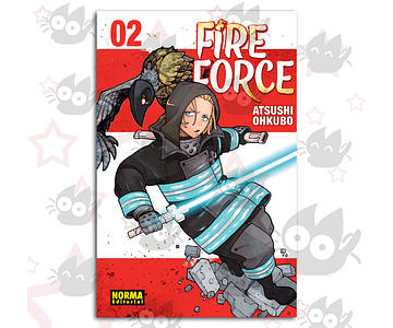 Fire Force Vol. 2 - Norma