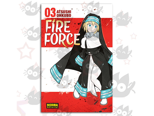 Fire Force Vol. 3 - Norma