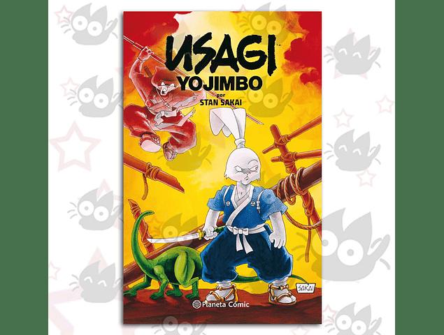 Usagi Yojimbo - La Colección Fantagraphics Vol. 2