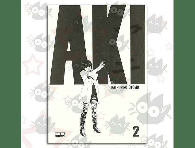 Akira Vol. 2 - Katsuhiro Otomo