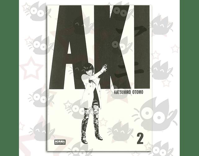 Akira Vol. 2 - Norma
