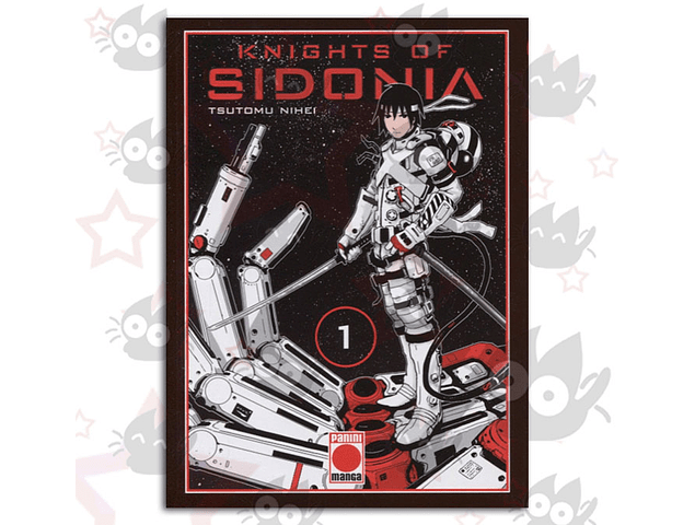 Knights of Sidonia Vol. 1