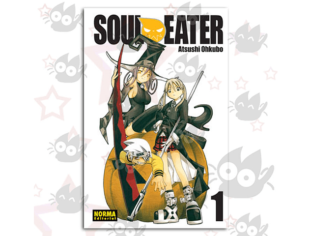 Soul Eater Vol. 1