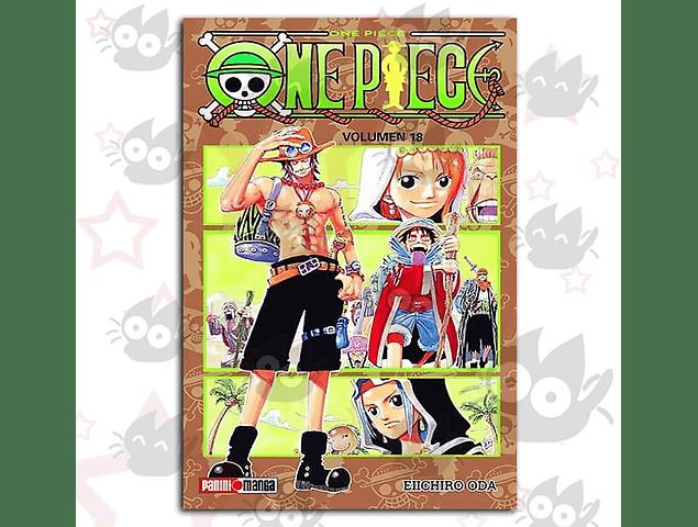 One Piece Vol. 18