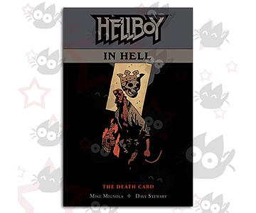 Hellboy In Hell Vol.2 The Dead Card