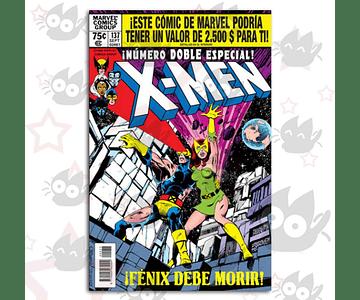 X - Men # 137 ¡Fénix Debe Morir! Facsímil 2