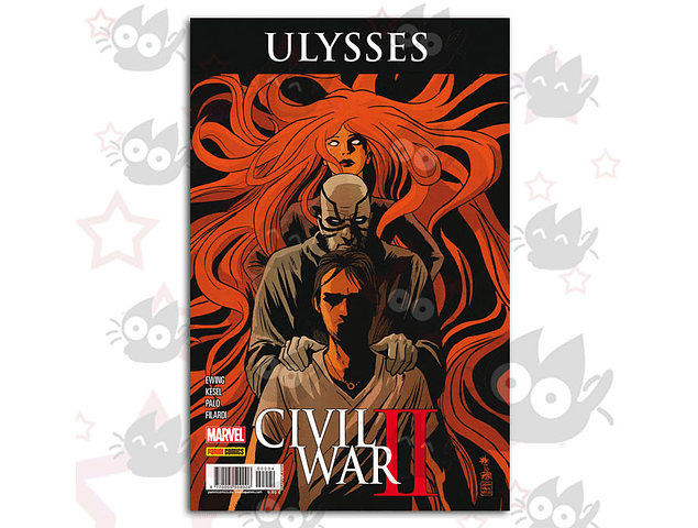 Civil War II, Crossover 4 Ulysses